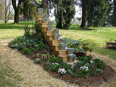 Provincia autonoma di trento servizio per il sostegno for Idee per creare un giardino