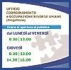 Provincia autonoma di trento servizio per il sostegno for Orari apertura negozi trento